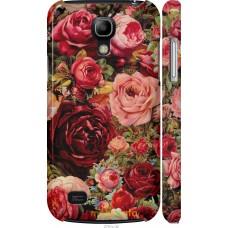Чехол на Samsung Galaxy S4 mini Прекрасные розы