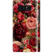 Чехол на Samsung Galaxy Note 8 Прекрасные розы