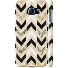 Чехол на Samsung Galaxy S6 G920 Шеврон 10