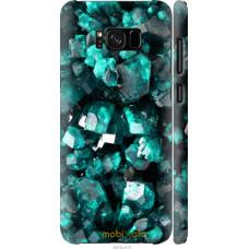Чехол на Samsung Galaxy S8 Plus Кристаллы 2