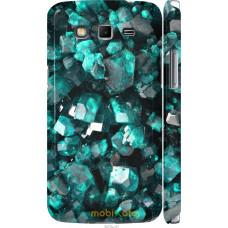Чехол на Samsung Galaxy Grand 2 G7102 Кристаллы 2