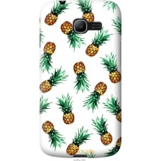 Чехол на Samsung Galaxy Star Plus S7262 Ананас