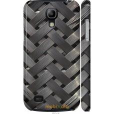 Чехол на Samsung Galaxy S4 mini Duos GT i9192 Металлические