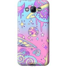Чехол на Samsung Galaxy A8 A8000 'Розовый космос