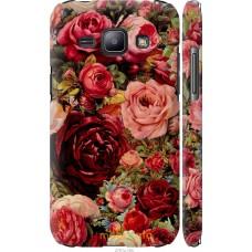 Чехол на Samsung Galaxy J1 J100H Прекрасные розы