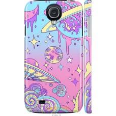 Чехол на Samsung Galaxy S4 i9500 'Розовый космос