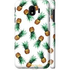 Чехол на Samsung Galaxy J4 2018 Ананас