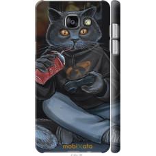 Чехол на Samsung Galaxy A5 (2016) A510F gamer cat