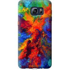 Чехол на Samsung Galaxy S6 Edge Plus G928 Акварель на холсте
