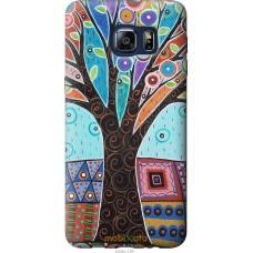 Чехол на Samsung Galaxy S6 Edge Plus G928 Арт-дерево