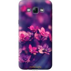 Чехол на Samsung Galaxy A8 A8000 Весенние цветочки