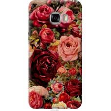 Чехол на Samsung Galaxy C7 C7000 Прекрасные розы