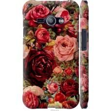 Чехол на Samsung Galaxy J1 Ace J110H Прекрасные розы