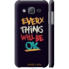 Чехол на Samsung Galaxy J2 J200H Everything will be Ok