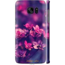Чехол на Samsung Galaxy S7 Edge G935F Весенние цветочки