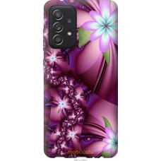 Чехол на Samsung Galaxy A52 Цветочная мозаика