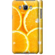 Чехол на Samsung Galaxy J7 (2016) J710F Апельсинки