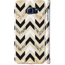 Чехол на Samsung Galaxy S6 Edge G925F Шеврон 10