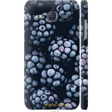 Чехол на Samsung Galaxy J5 (2015) J500H Морозная ежевика