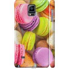 Чехол на Samsung Galaxy Note 4 N910H Вкусные макаруны