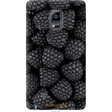 Чехол на Samsung Note Edge SM-N915 Черная ежевика