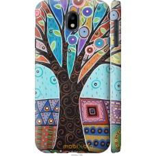 Чехол на Samsung Galaxy J7 J730 (2017) Арт-дерево