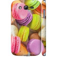 Чехол на Samsung Galaxy Grand I9082 Вкусные макаруны