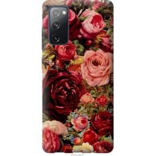Чехол на Samsung Galaxy S20 FE G780F Цветущие розы