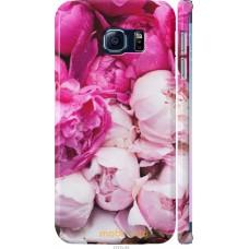 Чехол на Samsung Galaxy S6 Edge G925F Розовые цветы