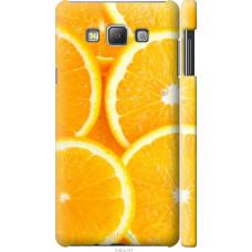 Чехол на Samsung Galaxy A7 A700H Апельсинки