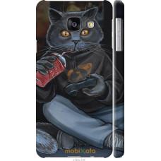 Чехол на Samsung Galaxy A3 (2016) A310F gamer cat