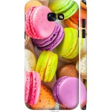 Чехол на Samsung Galaxy A7 (2017) Вкусные макаруны