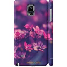 Чехол на Samsung Galaxy Note 4 N910H Весенние цветочки
