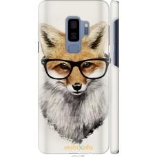 Чехол на Samsung Galaxy S9 Plus 'Ученый лис