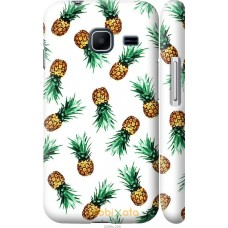 Чехол на Samsung Galaxy J1 Mini J105H Ананас