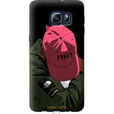 Чехол на Samsung Galaxy S6 Edge Plus G928 De yeezy brand