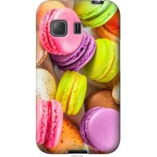 Чехол на Samsung Galaxy Young 2 G130h Вкусные макаруны