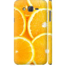 Чехол на Samsung Galaxy J7 J700H Апельсинки