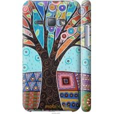 Чехол на Samsung Galaxy J1 (2016) Duos J120H Арт-дерево