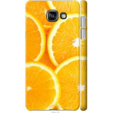 Чехол на Samsung Galaxy A7 (2016) A710F Апельсинки