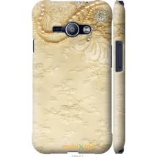 Чехол на Samsung Galaxy J1 Ace J110H 'Мягкий орнамент