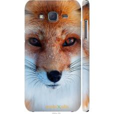 Чехол на Samsung Galaxy J5 (2015) J500H Рыжая лисица