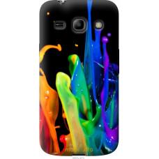 Чехол на Samsung Galaxy Star Advance G350E брызги краски