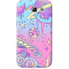 Чехол на Samsung Galaxy Win i8552 'Розовый космос