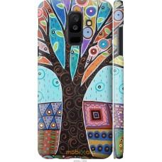Чехол на Samsung Galaxy A6 Plus 2018 Арт-дерево