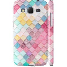Чехол на Samsung Galaxy Core Prime VE G361H Красочная черепи