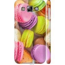 Чехол на Samsung Galaxy E5 E500H Вкусные макаруны
