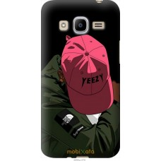 Чехол на Samsung Galaxy J2 (2016) J210 De yeezy brand