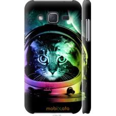 Чехол на Samsung Galaxy J2 J200H Кот космонавт