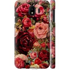 Чехол на Samsung Galaxy J4 2018 Прекрасные розы